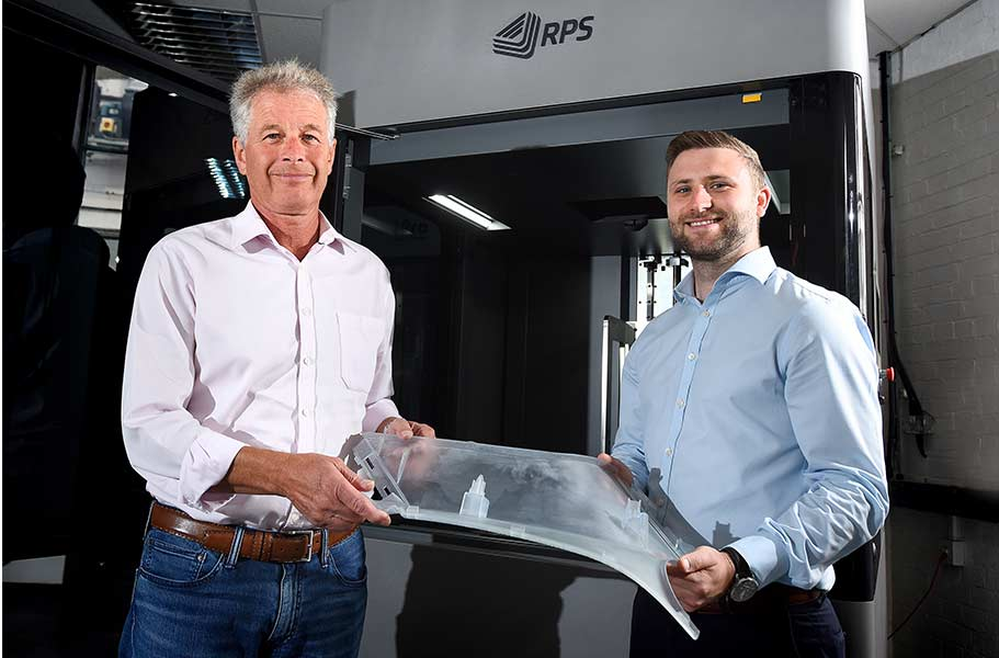 Ogle adds second RPS NEO800 large-format stereolithography 3D printer to their AM hardware portfolio
