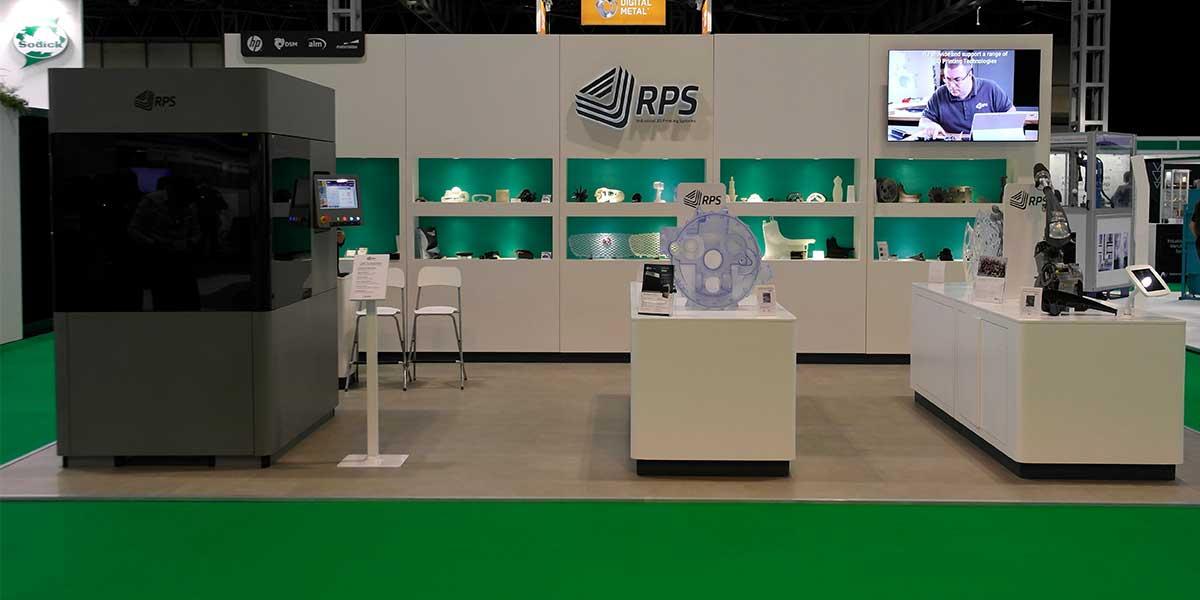 British 3D printer manufacturer RPS to exhibit at annual TCT Show in Birmingham, 24-26 September 2019