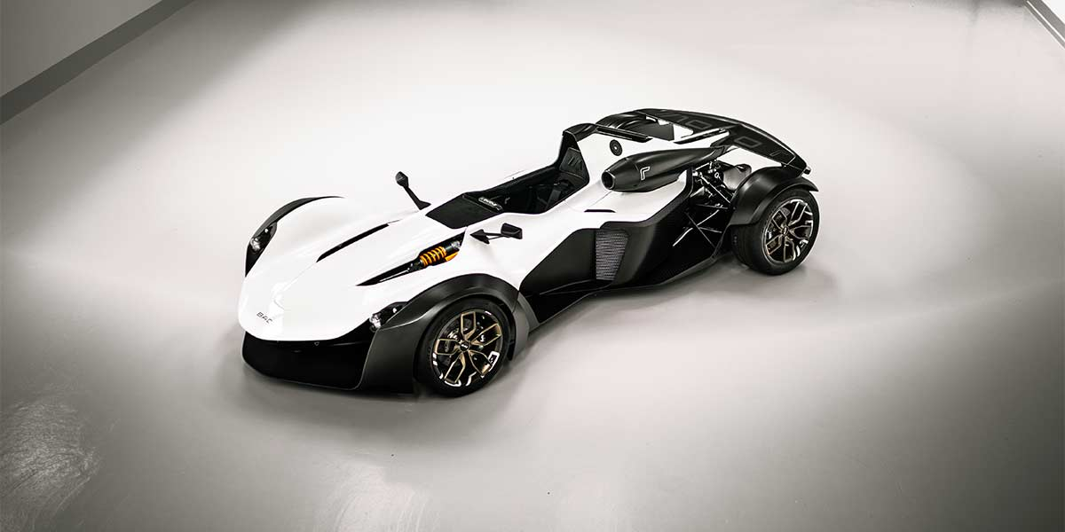 BAC utilises British 3D printing companies RPS and Malcolm Nicholls Limited to produce 3D printed parts for new Mono R supercar