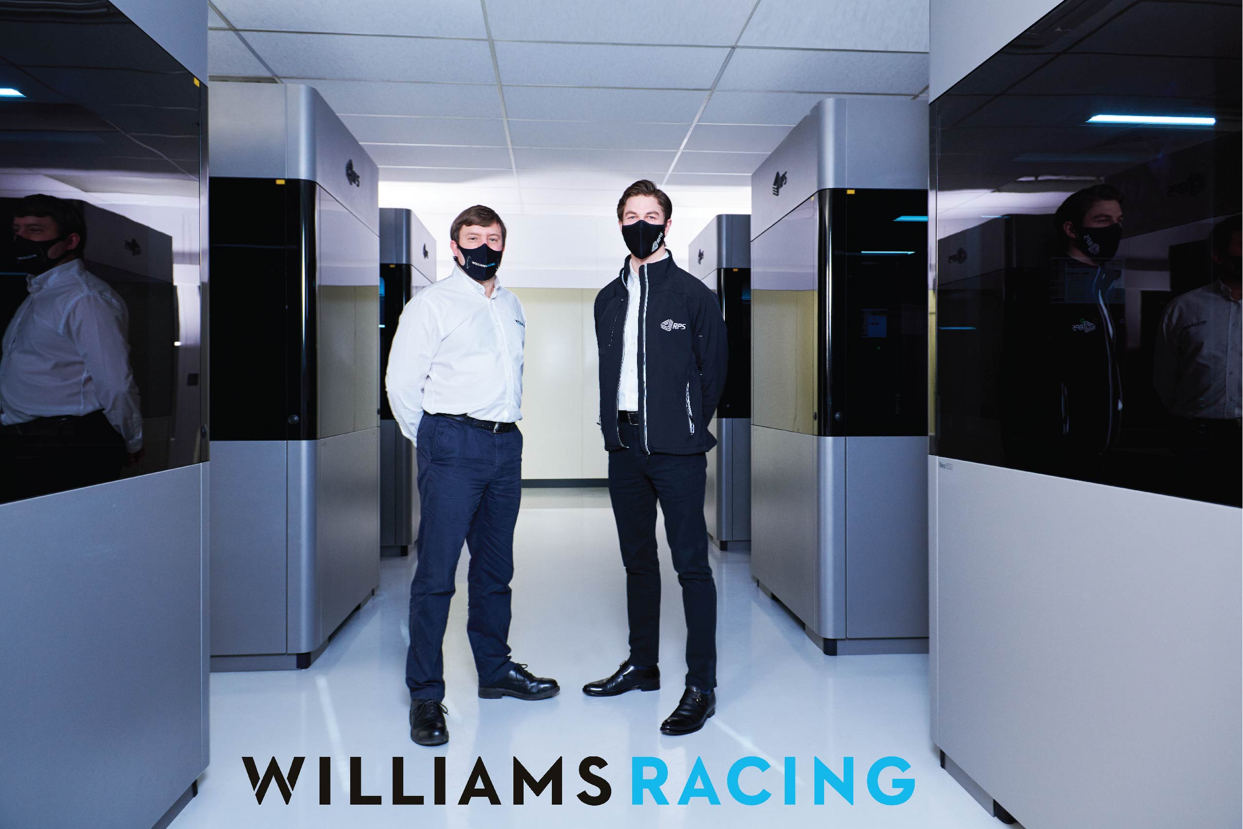Williams Racing invest big with RPS